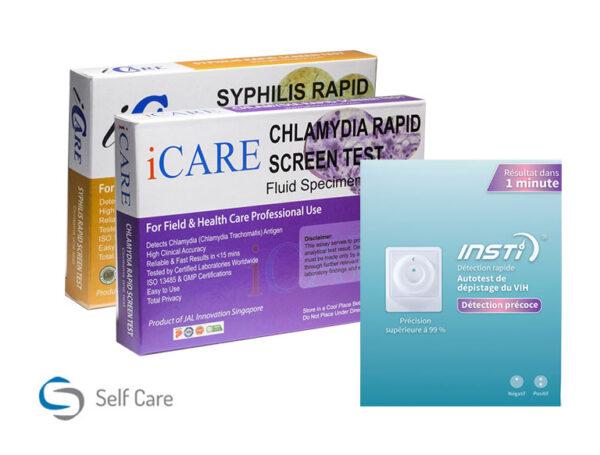 Mały pakiet STD