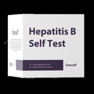 Domowy test na Zapalenie wątroby typu B