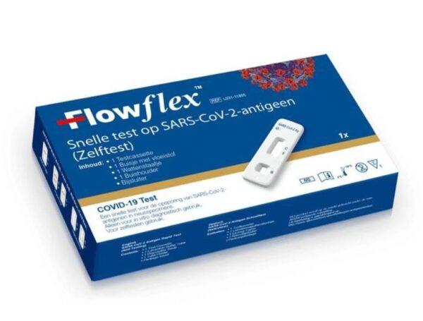 Acon FlowFlex SARS-CoV-2 Antygen Corona Szybki test (nos)
