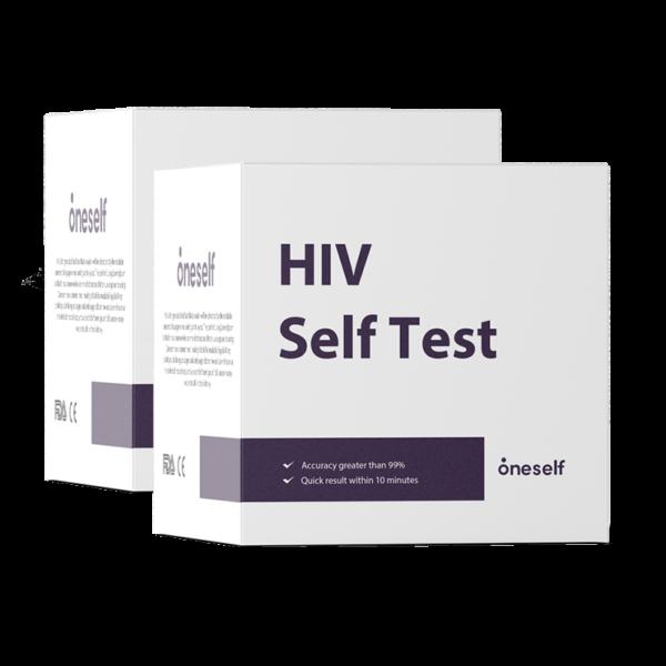 Domowy pakiet testowy na HIV