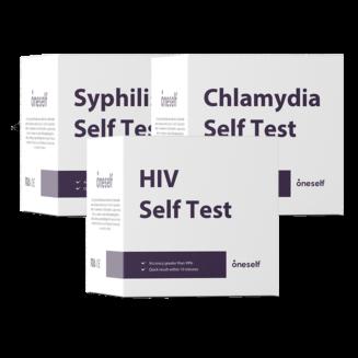 Pakiet testowy na HIV i STD